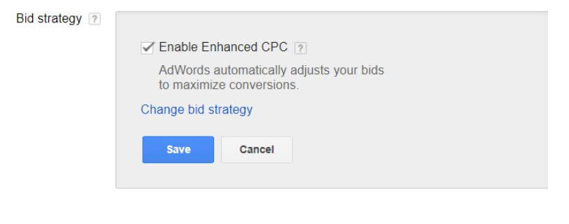 ecpc bidding strategy
